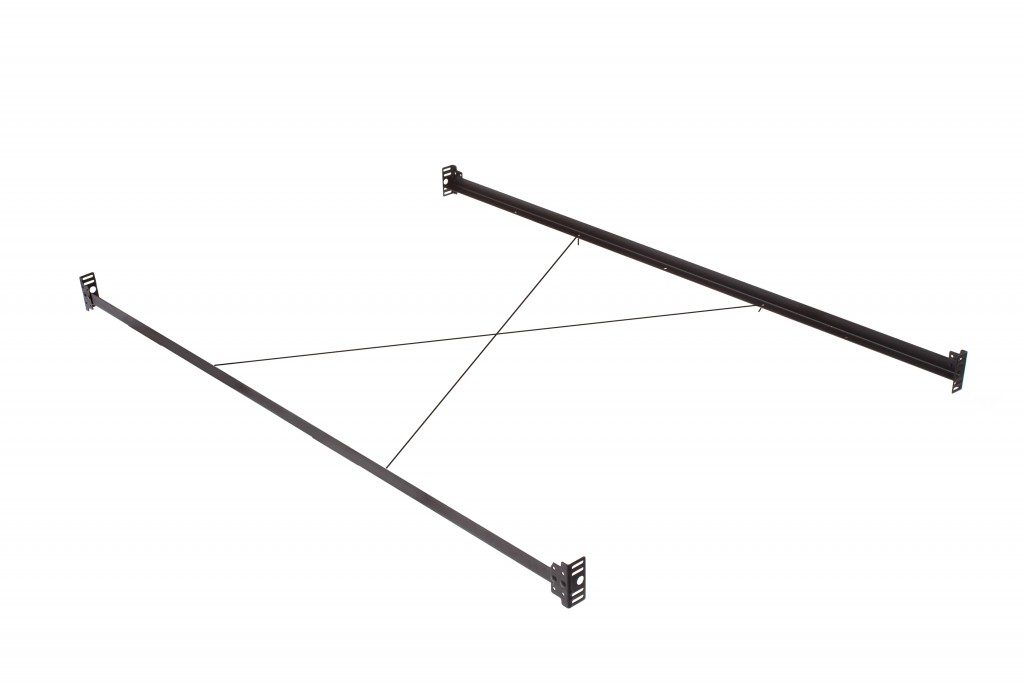 Bed Rails W Silver Products, Queen Hook On Metal Bed Frame Rails